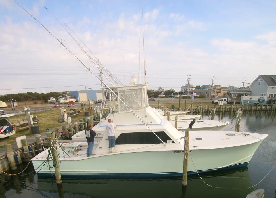 Runaway Sportsfishing Charter, Hatteras NC